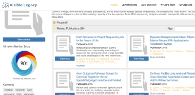 Testing Altmetric in Navigator PubMed papers