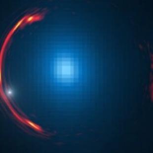 Stanford physicists help discover hidden dwarf dark galaxy
